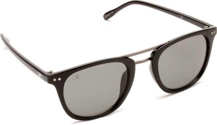 e2c1c587a7378 Buy MTV Wayfarer Sunglasses Grey For Men   Women Online   Best ...