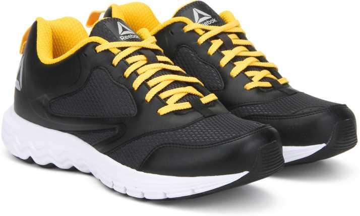 a063ba1bc REEBOK Turbo Xtreme Running Shoes For Men - Buy GRAVEL BLACK YELLOW ...
