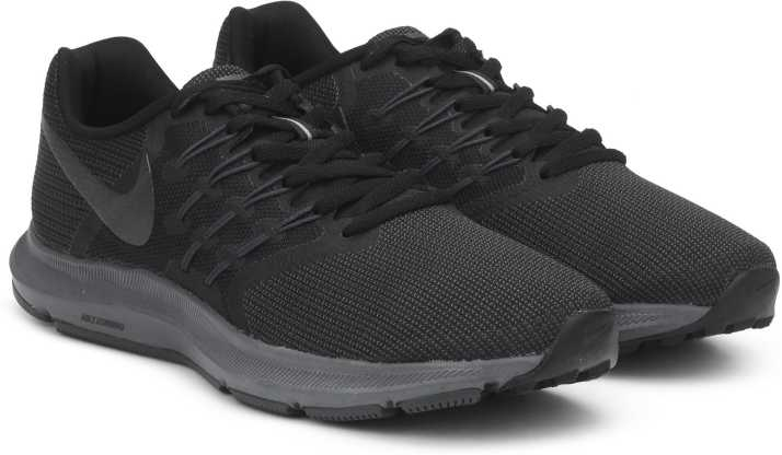 a066b7af856 Nike RUN SWIFT Running Shoes For Men - Buy BLACK MTLC HEMATITE-DARK ...