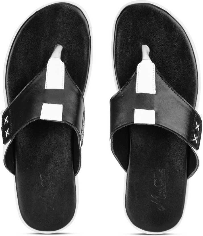 e2982b1d6d2e5 Carlton London Mr.CL Flip Flops - Buy Black Color Carlton London Mr.CL Flip  Flops Online at Best Price - Shop Online for Footwears in India | Flipkart .com