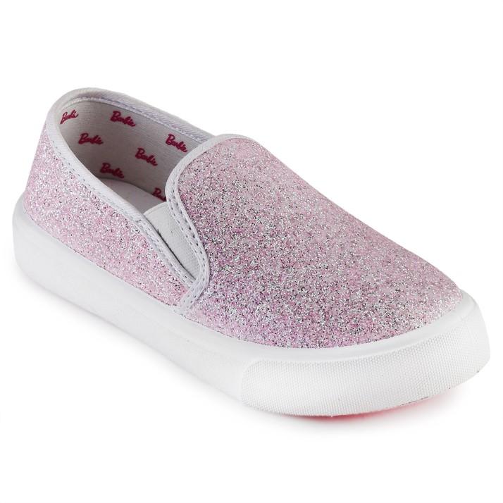 Barbie Girls Slip on Sneakers Price in