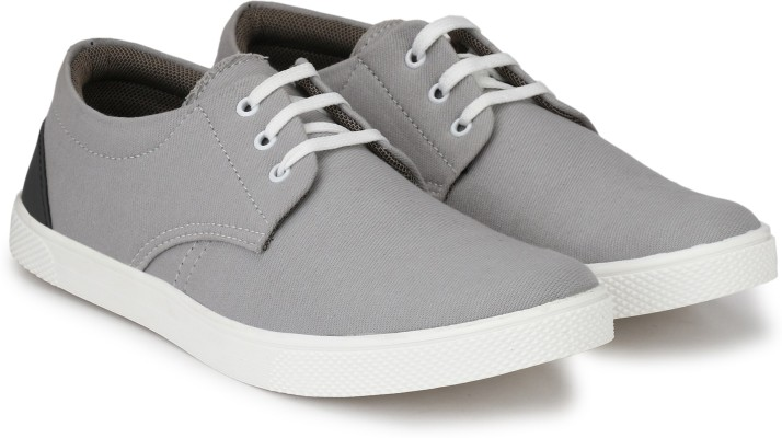 Grey Casual Shoes Sneakers For Men