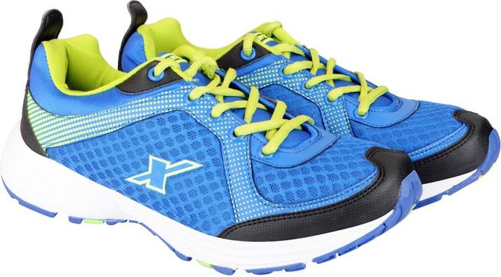Sparx Mesh Running Shoes For Men - Buy