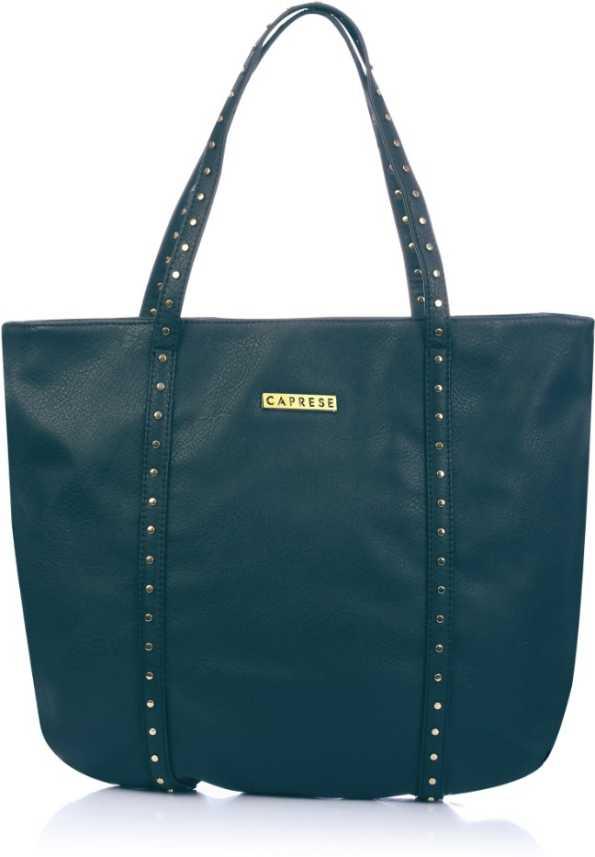 b8339385f6 Buy Caprese Hand-held Bag Green Online @ Best Price in India ...