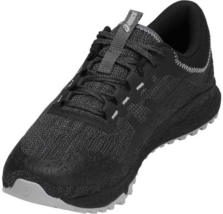 new concept 86046 c5e29 Asics Alpine XT Men's Trail Running and Trekking Shoes, Carbon/Phantom/Mid  Grey - 10 US Walking Shoes For Men