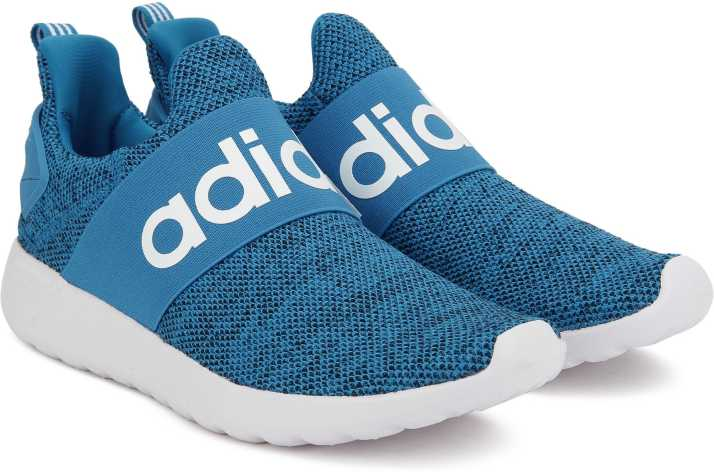 Buy Adidas Black Lite Racer Adapt Shoes for Men Online in India