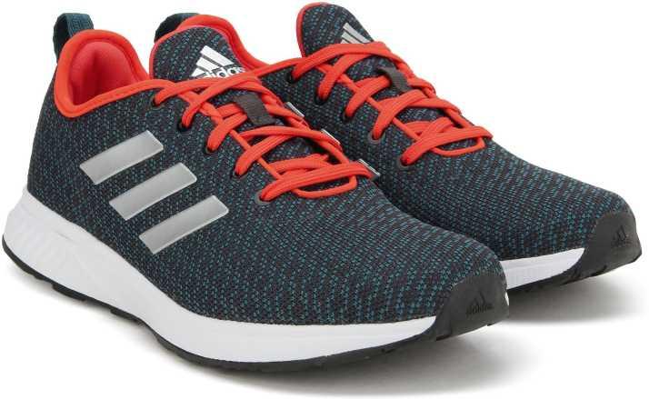 Bóveda Prestigioso Adular  ADIDAS kivaro 1 m Running Shoes For Men - Buy REATEA/CARBON/ENERGY/SILV  Color ADIDAS kivaro 1 m Running Shoes For Men Online at Best Price - Shop  Online for Footwears in India