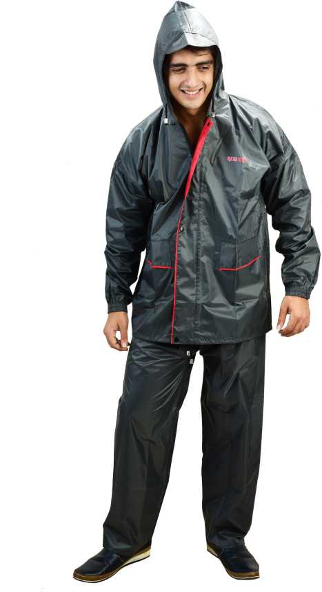 how to purchase great deals 2017 2019 factory price New Era Solid Men Raincoat