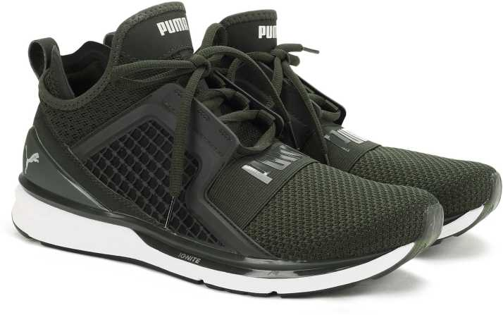 online store c95d3 04758 Puma IGNITE Limitless Weave Running Shoes For Men