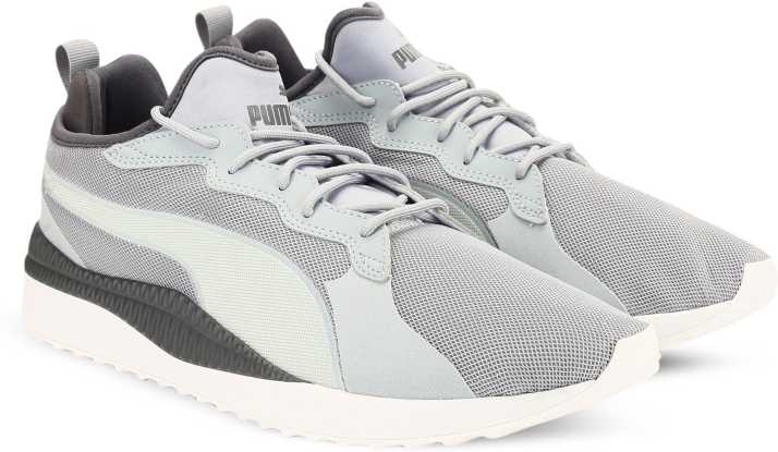 9b3e60db0c52aa Puma Pacer Next Sneakers For Men - Buy Quarry-Gray Violet-Asphalt ...