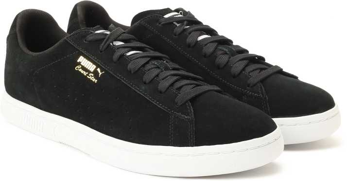 new style 000e2 4772c Puma Court Star Suede Sneakers For Men