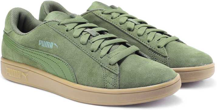 34ed396ee8fa Puma Smash v2 Sneakers For Men - Buy Capulet Olive-Capulet Olive ...