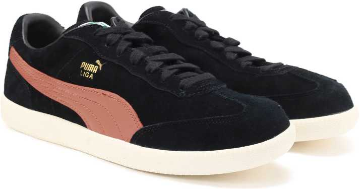 Puma Liga Suede Sneakers For Men