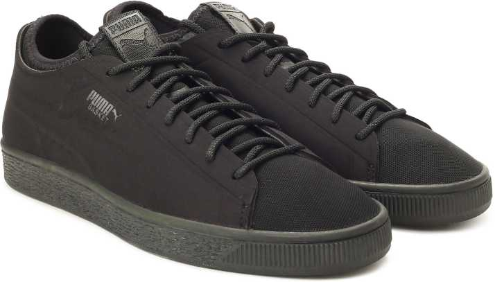 check out 65cd8 c50f2 Puma Basket Classic Sock Lo Sneakers For Men