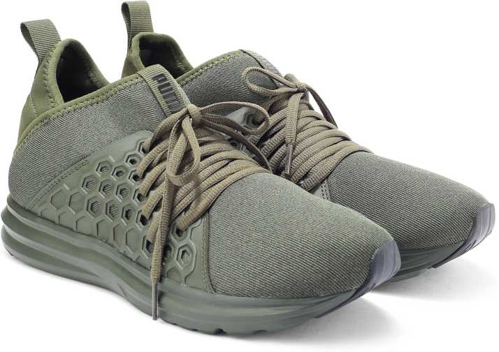 c4ba458b6349 Puma Enzo NF Mid Running Shoes For Men (Olive). Special price