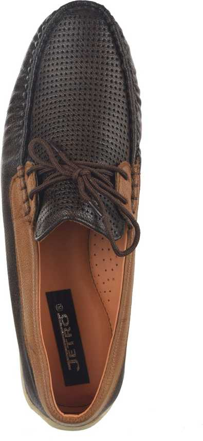 Jetro Casual Lace up Loafers for Men Loafers For Men