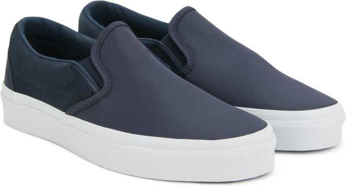 e856c3778c7c86 Vans Classic Slip-On Slip On Sneakers For Men - Buy (Surplus Nylon ...