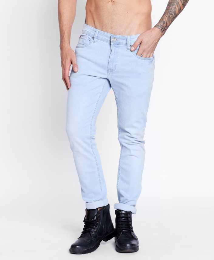 6229f3ee Lee Cooper by FBB Regular Men Light Blue Jeans - Buy Lee Cooper by FBB  Regular Men Light Blue Jeans Online at Best Prices in India   Flipkart.com