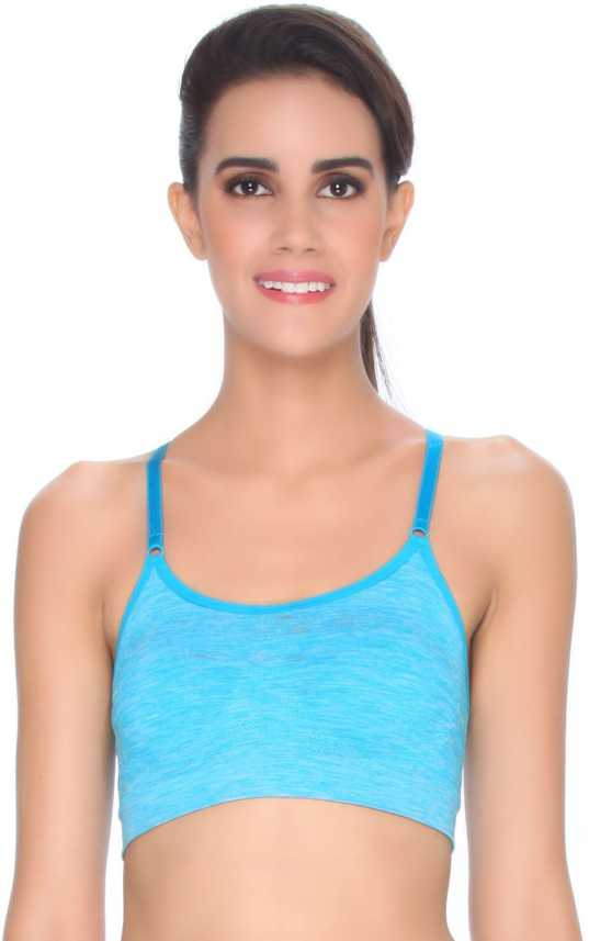741b2251f70e4 C9 Fashion Women s Sports Bra - Buy Turquoise C9 Fashion Women s Sports Bra  Online at Best Prices in India