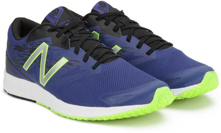 jefe gatito Cortés  New Balance Flash Running Shoes For Men - Buy BLUE Color New Balance Flash  Running Shoes For Men Online at Best Price - Shop Online for Footwears in  India | Flipkart.com