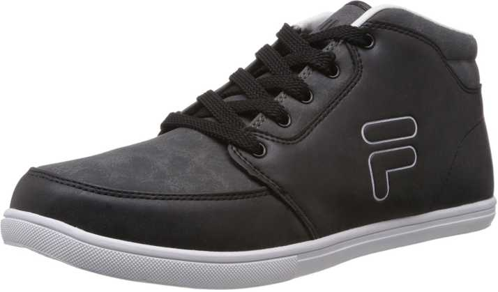 Fila Men's Grey Synthetic Sneakers -10 UK/India (44 EU ...