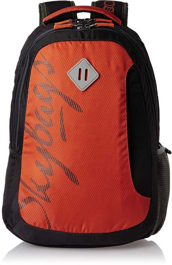 5a13a5629142 Skybags BPLEO1ONG 20.0 L Backpack Orange - Price in India
