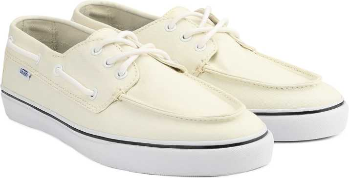 e623eb3db46e33 Vans Chauffeur SF Boat Shoe For Men - Buy marshmallow marshmallow ...