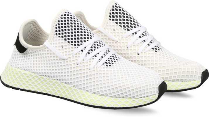 san francisco 563c4 9be6d ADIDAS ORIGINALS DEERUPT RUNNER Sneakers For Men - Buy CWHIT