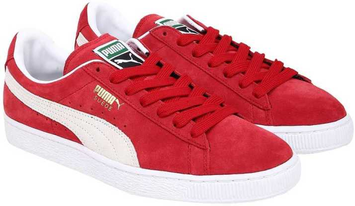 reputable site 09f8a e11fa Puma Suede Classic+ Sneakers For Men