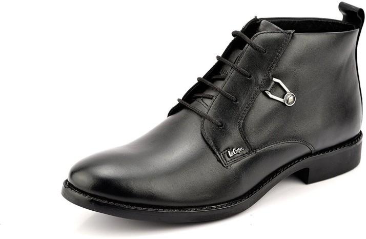 Lee Cooper Boots For Men - Buy Black
