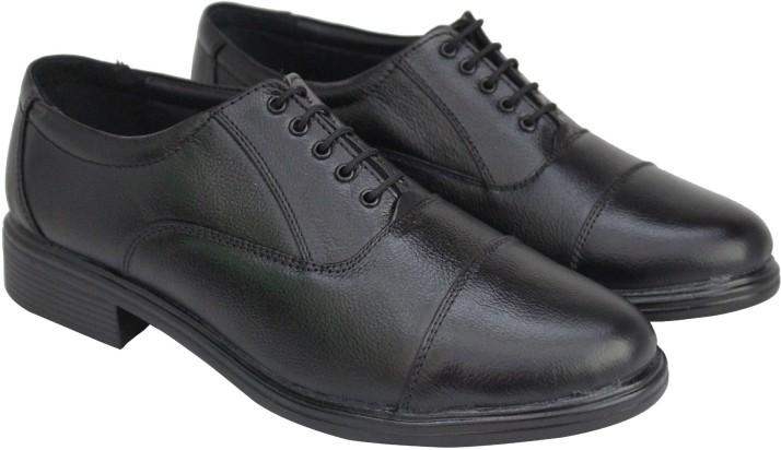Footsteps Men's Formal Shoes Lace Up