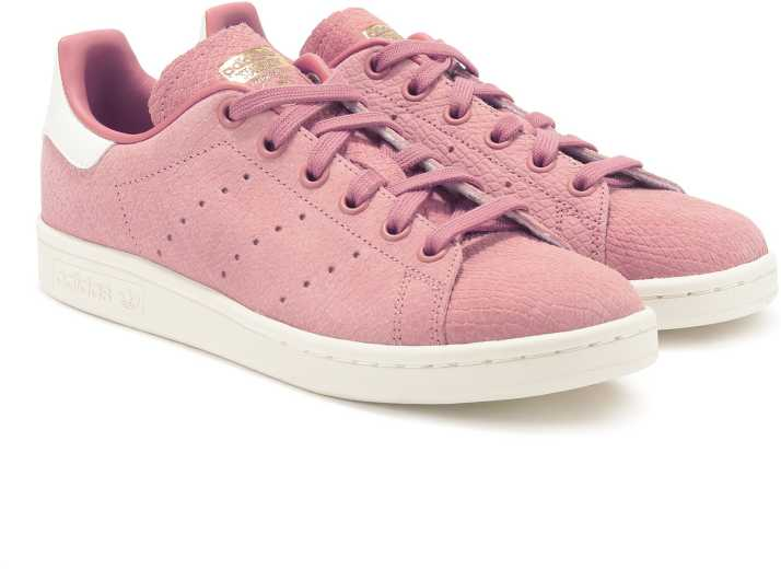 A nueve terminar penitencia  ADIDAS ORIGINALS STAN SMITH W Sneakers For Women - Buy Pink Color ADIDAS  ORIGINALS STAN SMITH W Sneakers For Women Online at Best Price - Shop  Online for Footwears in India | Flipkart.com
