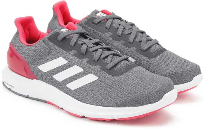 11010685f02 ADIDAS COSMIC 2 W Running Shoes For Women - Buy Grey Color ADIDAS ...