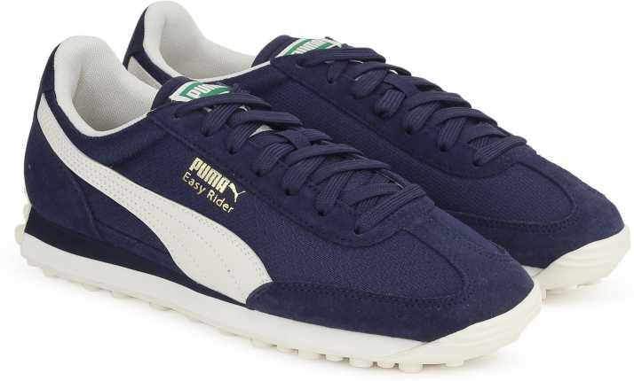 Puma Easy Rider Classic Sneakers For Men - Buy Peacoat-Whisper White ... fe3432059