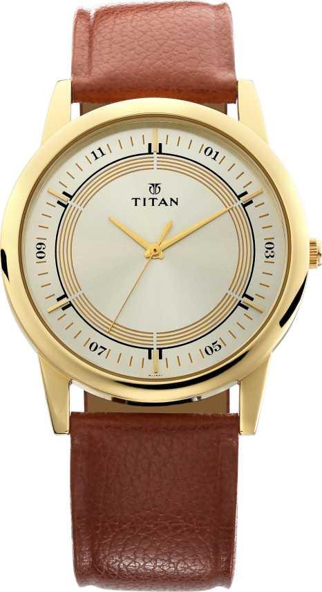 309aab93f9d Titan 1773YL03 Karishma Watch - For Men - Buy Titan 1773YL03 Karishma Watch  - For Men 1773YL03 Online at Best Prices in India
