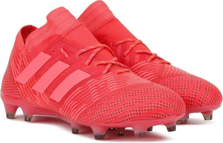 a901612f9ba9 ADIDAS NEMEZIZ 17.1 FG Football Shoes For Men - Buy REACOR REDZES ...