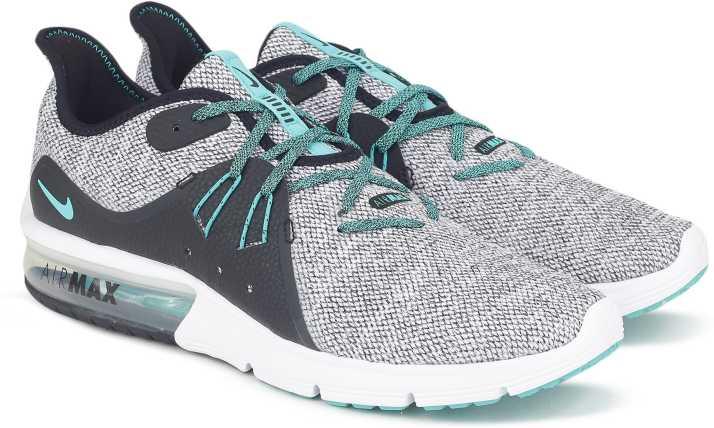 výrazný design nový výrobek poskytnout velký výběr Nike AIR MAX SEQUENT 3 Running Shoes For Men
