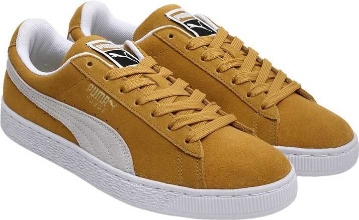 new product 6bfd6 0843c Puma Suede Classic Sneakers For Men