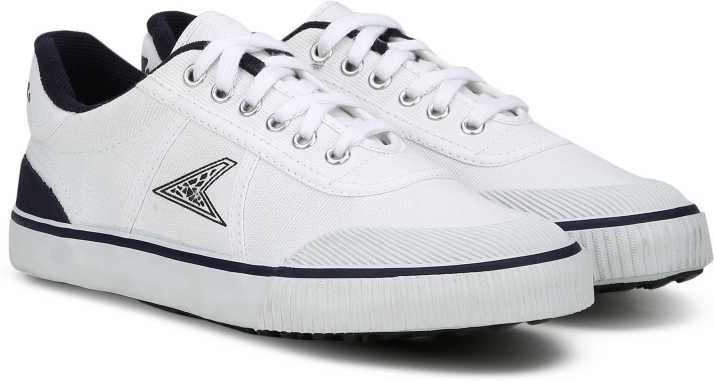 525c230d1a5 Power by Bata MATCH Canvas Shoes For Men - Buy White Color Power by ...