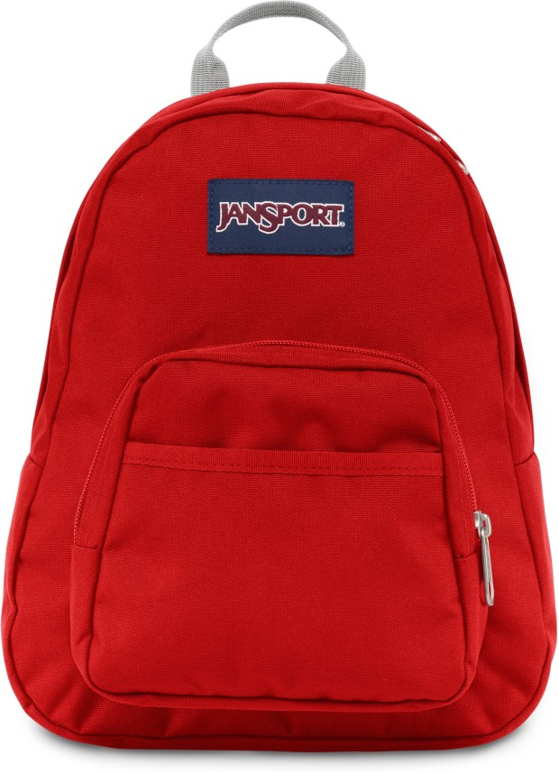 JanSport Half Pint Backpack Coral Sparkle JS00TDH68WG