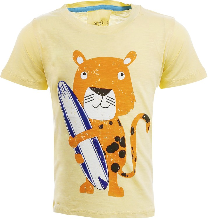 Animal Boys Fawn T-Shirt