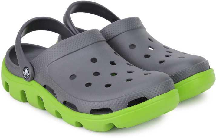 32390bab Crocs Men Grey Clogs - Buy Grey Color Crocs Men Grey Clogs Online at Best  Price - Shop Online for Footwears in India | Flipkart.com