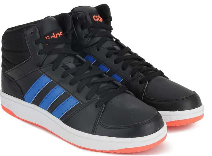 ADIDAS NEO HOOPS VS MID Mid Ankle Sneakers For Men