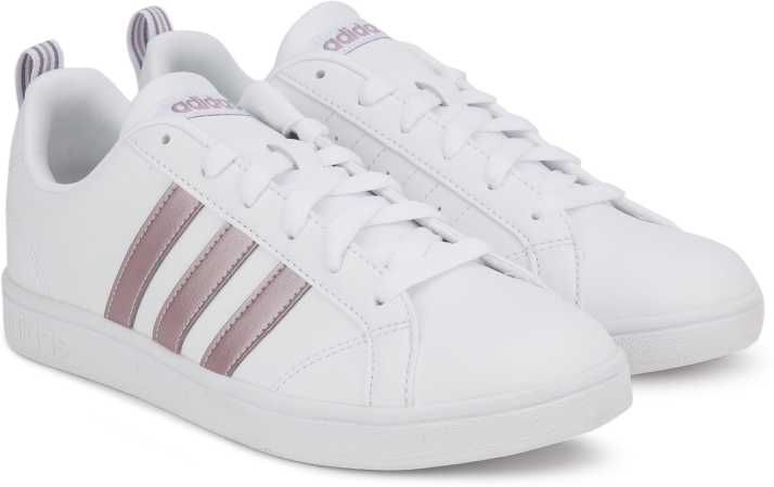 Accidentalmente chatarra Tremendo  ADIDAS VS ADVANTAGE Sneakers For Women - Buy FTWWHT/VAGRME/PEAGRE Color ADIDAS  VS ADVANTAGE Sneakers For Women Online at Best Price - Shop Online for  Footwears in India | Flipkart.com