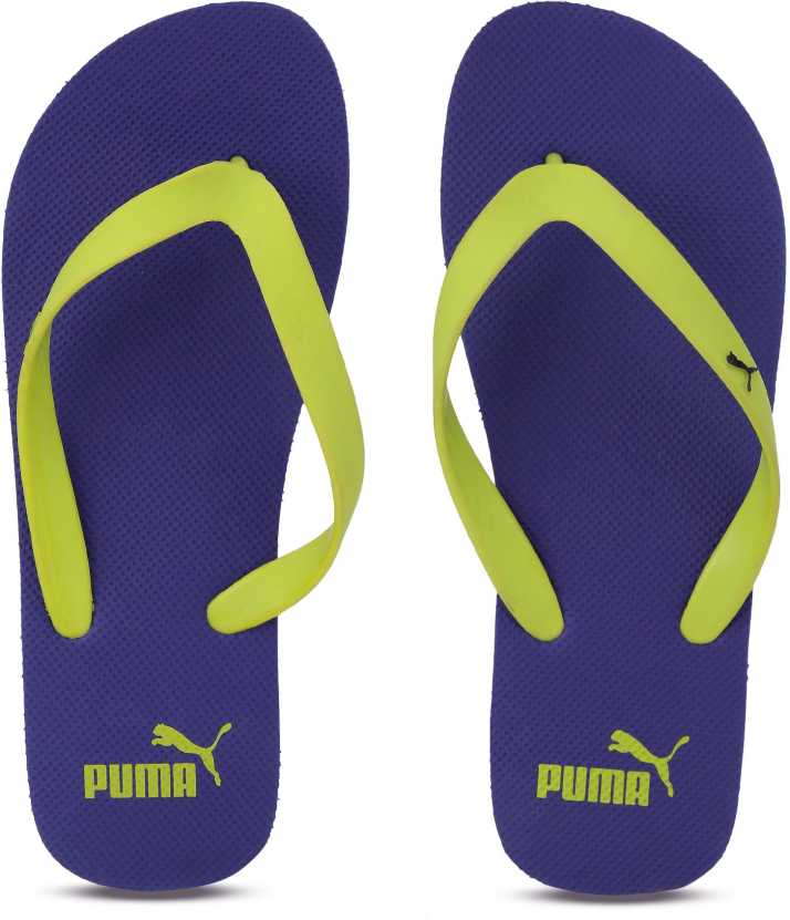 d2ceb9e17 Puma Odius DP Flip Flops - Buy Surf The Web-Limepunch Color Puma Odius DP  Flip Flops Online at Best Price - Shop Online for Footwears in India