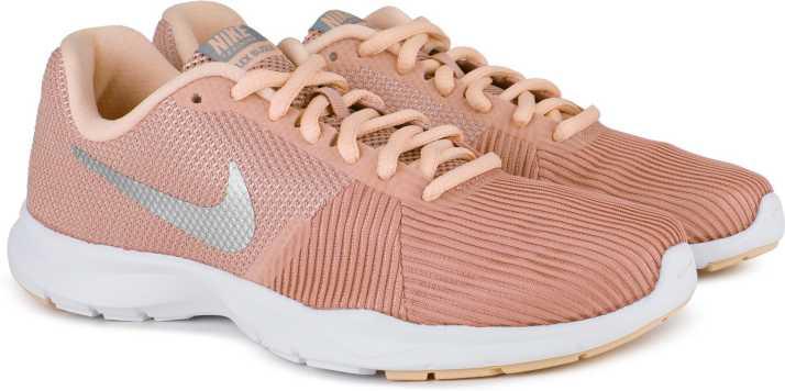 41dd5f48e5c2 Nike WMNS NIKE FLEX BIJOUX Running Shoes For Women - Buy RUST PINK ...