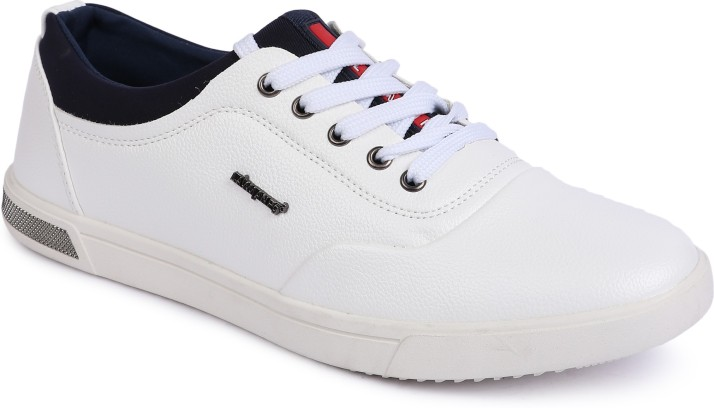 LAWMAN PG3 Sneakers For Men - Buy White