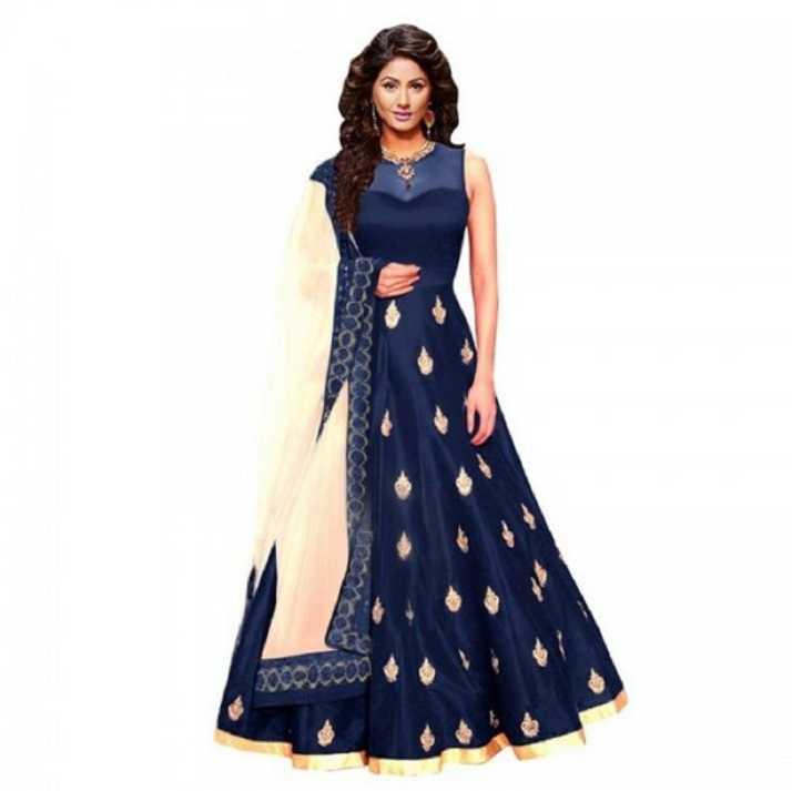 8b3f666e14 Apnisha Anarkali Gown Price in India - Buy Apnisha Anarkali Gown ...