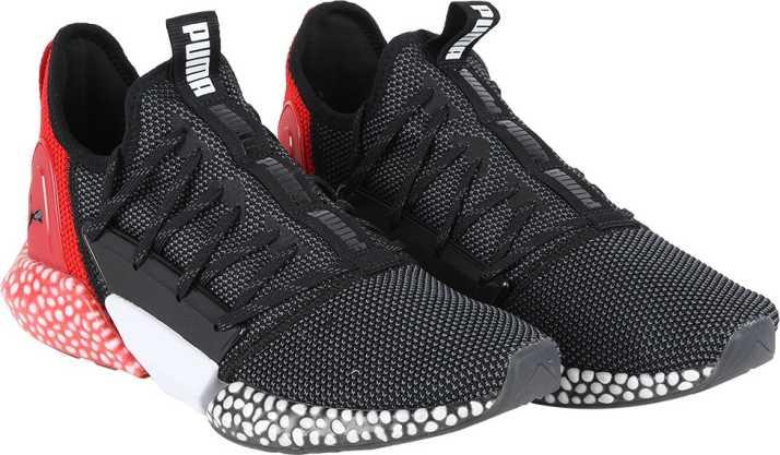 d493f3b6c7 Puma HYBRID ROCKET RUNNER Training & Gym Shoes For Men (Red, Black, Grey)
