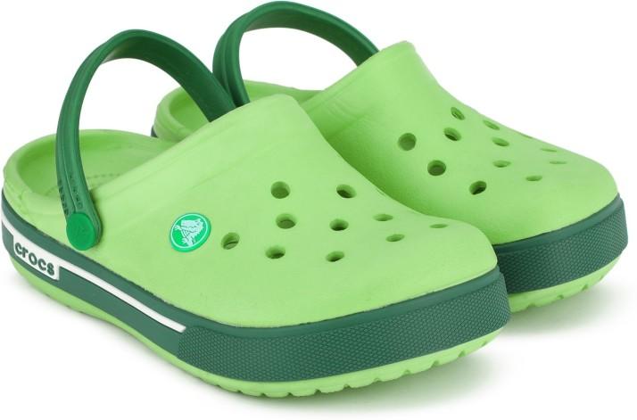 Crocs Boys \u0026 Girls Sling Back Clogs